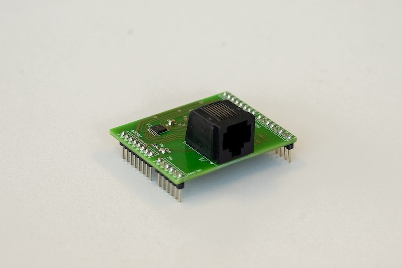 Skweezee shield for Arduino